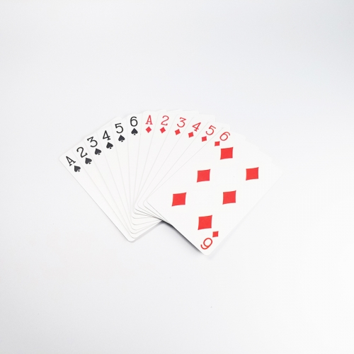 Playing / Poker Card - HF - PVC